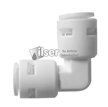 Union Elbow 5044 1/4-1/4 Quick Fittings