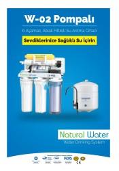 Natural Water - W02-Natural Water Pompalı Su Arıtma Sistemi
