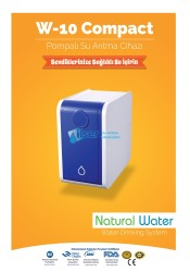 Natural Water - W10 Natural Water Su Arıtma Cihazı