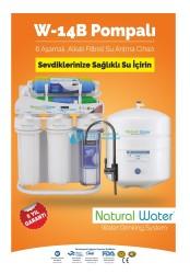 Natural Water - W14B 6 Aşamalı Su Arıtma Cihazı