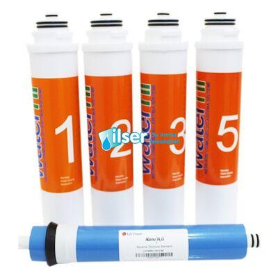 WaterLife Filtre Takımı